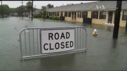 У кількох штатах оголошені штормові попередження. Відео