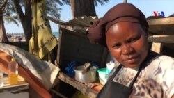 Mulheres de Força de Maputo - Como vai o negócio na praia Costa do Sol