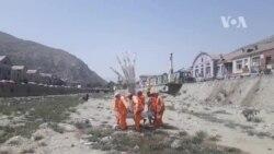 دستی برای یاری دریای کابل