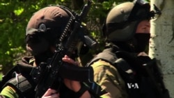 Tensions, Violence Continue to Rise in Eastern Ukraine