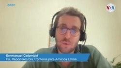 """Emmanuel Colombié: """"El coronavirus ha actuado como acelerador de la censura"""""""
