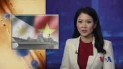 Manila: VN ủng hộ Philippines trong tranh chấp Biển Đông