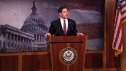 Reacción del Congreso ante nueva era con Cuba