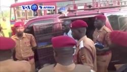 VOA60 AFIRKA: UGANDA Shugaban 'Yan Adawa a Uganda Kizza Besigye Ya Bayyana a Koto