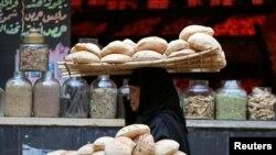 Falta de pão em Bissau