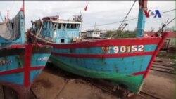 Ngư dân Việt được Trung Quốc thả về đến nhà