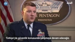 Pentagon: 'Türkiye'yle İlişkilerimiz Sadece F-35'ten İbaret Değil'