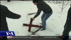 Kosove, varrezat ne Romaje