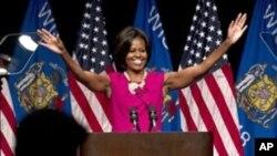 Michelle Obama - 'tajno oružje demokrata'