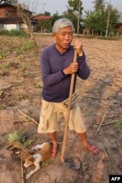 Anh nông dân Sriwan Suwandee