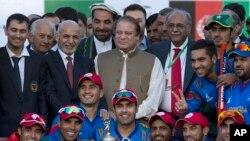 پیش از این افغانستان در یک بازی دوستانه یک روزه در سال ۲۰۱۵، پاکستان را شکست داده بود