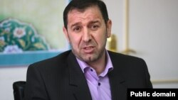 کیوان مرادیان مدیر پیشین صندوق رفاه دانشجویان وزارت علوم - عکس از تسنیم