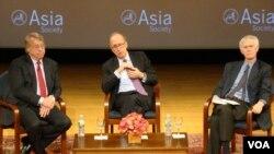 中國經濟前景座談會