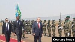 Benjamin Netanyahu, umushikiranganji wa mbere wa Isirayeli mu rugendo mu Rwanda