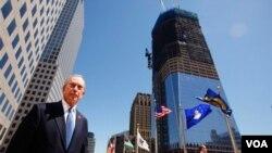 Walikota Michael Bloomberg mengatakan meningkatkan pengamanan kota New York menjelang peringatan 10 tahun serangan 11 September.