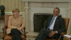 Obama, Merkel Threaten Tougher Sanctions On Russia