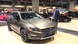 New Engines, Materials Highlighted at Washington Auto Show