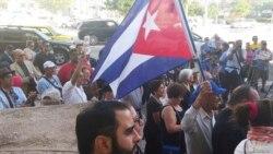 美國政府政策立場社論:古巴依然壓制言論自由