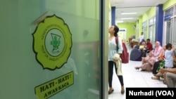 RSUP Dr Sardjito berharap masyarakat merasa aman dan percaya pada layanan kesehatan. (Foto: VOA/Nurhadi)