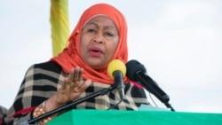 Prezida wa Tanzania Samia Suluhu Hassan