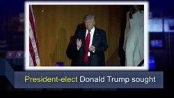 Học từ vựng qua bản tin ngắn: President Elect (VOA)