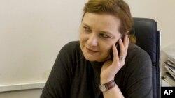 Генеральный директор Центра Елена Панфилова