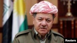 Tổng thống vùng bán tự trị của người Kurd tại Iraq Massoud Barzani