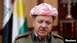 """Washington, Irak Kürt Bölgesel Yönetimi Başkanı Barzani'nin """"bağımsız Kürt devletinin kuruluşu yakın"""" açıklamasının ardından, Irak'ın toprak bütünlüğünün korunması çağrısında bulundu"""
