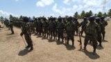 Celebração do Dia das Forças Armadas e Defesa de Moçambique, em Pemba, 25 de Setembro de 2021