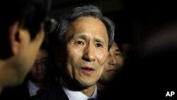 Menteri Pertahanan Korea Selatan Kim Kwan-jin (Foto: dok).