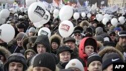 Москва. 4 февраля 2012 г.