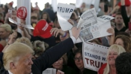 Trump arrin 50% mbështetje mes republikanëve