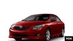 Negara bagian Minas Gerais, Brazil menghentikan penjualan mobil Toyota-Corolla.