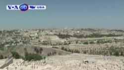 Ông Trump chính thức công nhận Jerusalem là thủ đô Israel