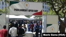 Parliament of Zimbabwe Open House