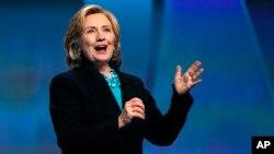 Đây sẽ là cuộc vận động tranh cử tổng thống lần thứ nhì của bà Clinton, sau thất bại năm 2008.
