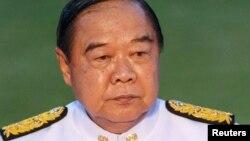 Phó Thủ tướng và Bộ trưởng Quốc phòng Thái Lan Prawit Wongsuwan. (Ảnh tư liệu)