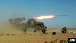 Сирийская армия давно использует российское оружие