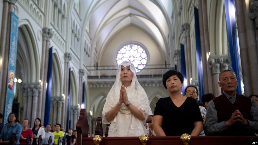 梵蒂冈与北京续签秘密协议 人权问题让步引高关注