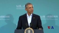 奥巴马盘点峰会成就