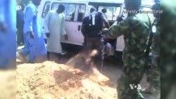 Nigeria President Vows War Crimes Probe
