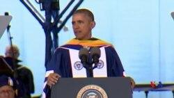 奧巴馬稱美國種族關係改善但仍需更多努力