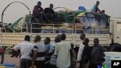 Des milliers de personnes fuient la RDC avant la proclamation des résultats de la présidentielle