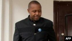 Saulos Chilima, à Blantyre, le 25 mai 2014.