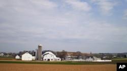 美国私人农场