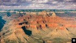 美國亞利桑那州大峽谷受中國遊客青睞。