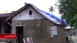 Người dân Lai Thành mơ ước được cứu trợ 'mái nhà'