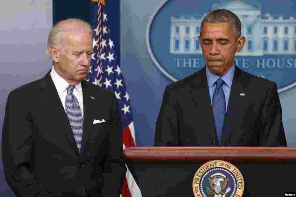 صدر براک اوباما نے واقعے کی سخت مذمت کرتے ہوئے کہا کہ وہ اور ان کی اہلیہ مشیل اوباما فائرنگ کا نشانہ بننے والے گرجا گھر کے پادری سمیت کئی ارکان سے واقف تھے اور انہیں اس واقعے سے سخت صدمہ پہنچا ہے۔