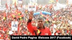 ONGs querem mais inclusão por parte de João Lourenço - 2:22