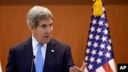 Ngoại trưởng John Kerry chính thức bỏ tên Cuba khỏi danh sách các nước bảo trợ khủng bố khi thời hạn Quốc hội phản đối kết thúc hôm Thứ sáu 29/5/15